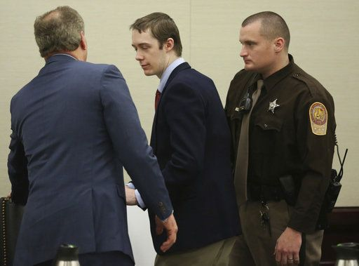 Ex-Virginia Tech student pleads no contest in girl's killing