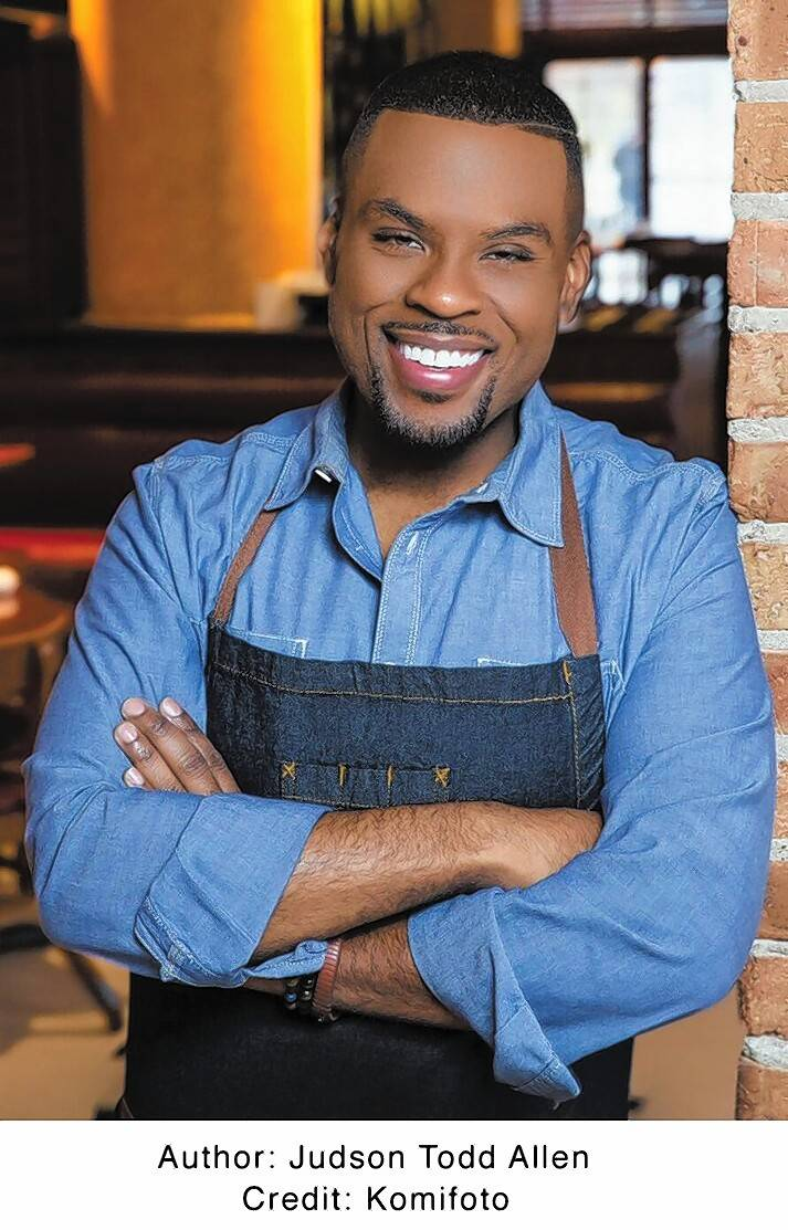 Chef Judson Todd Allen discusses his new cookbook Thursday, Feb. 15, at The Book Stall in Winnetka.
