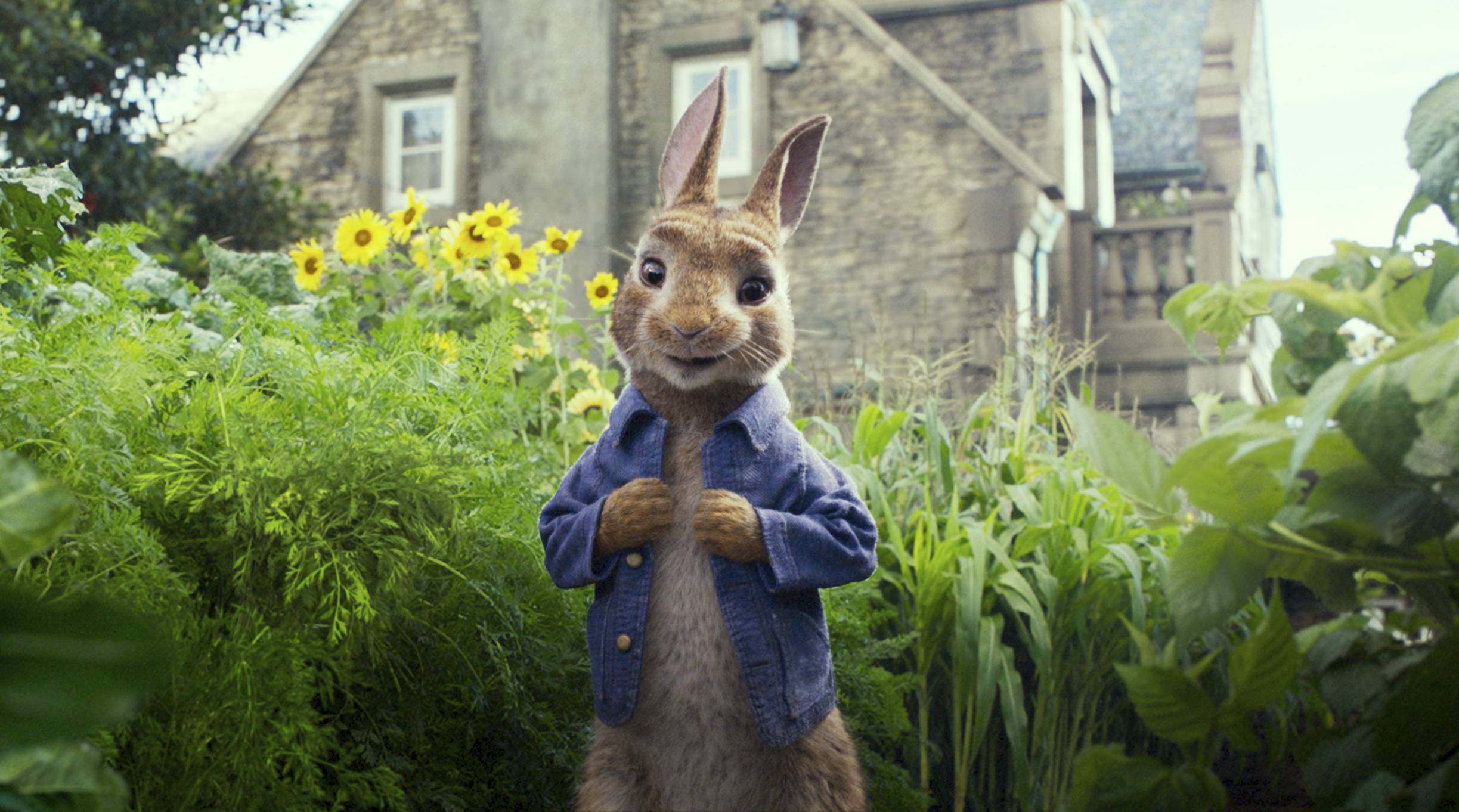 "The filmmakers and the studio behind ""Peter Rabbit"" are apologizing for insensitively depicting a character's allergy in the film that has prompted backlash online. Sony Pictures said Sunday, Feb. 11, in a statement the film ""should not have made light"" of a character being allergic to blackberries ""even in a cartoonish"" way."