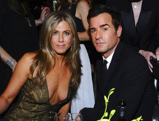 Jennifer Aniston and Justin Theroux announced their separation Thursday.