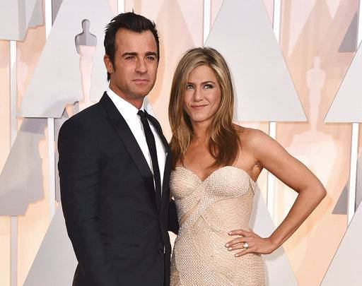 Justin Theroux and Jennifer Aniston announced Thursday, Feb. 15, that they have separated.