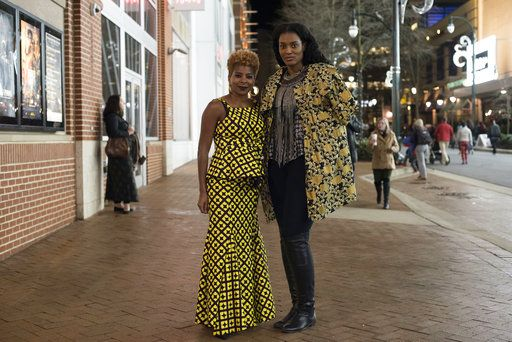 African Fashion On Display At Early Black Panther Shows