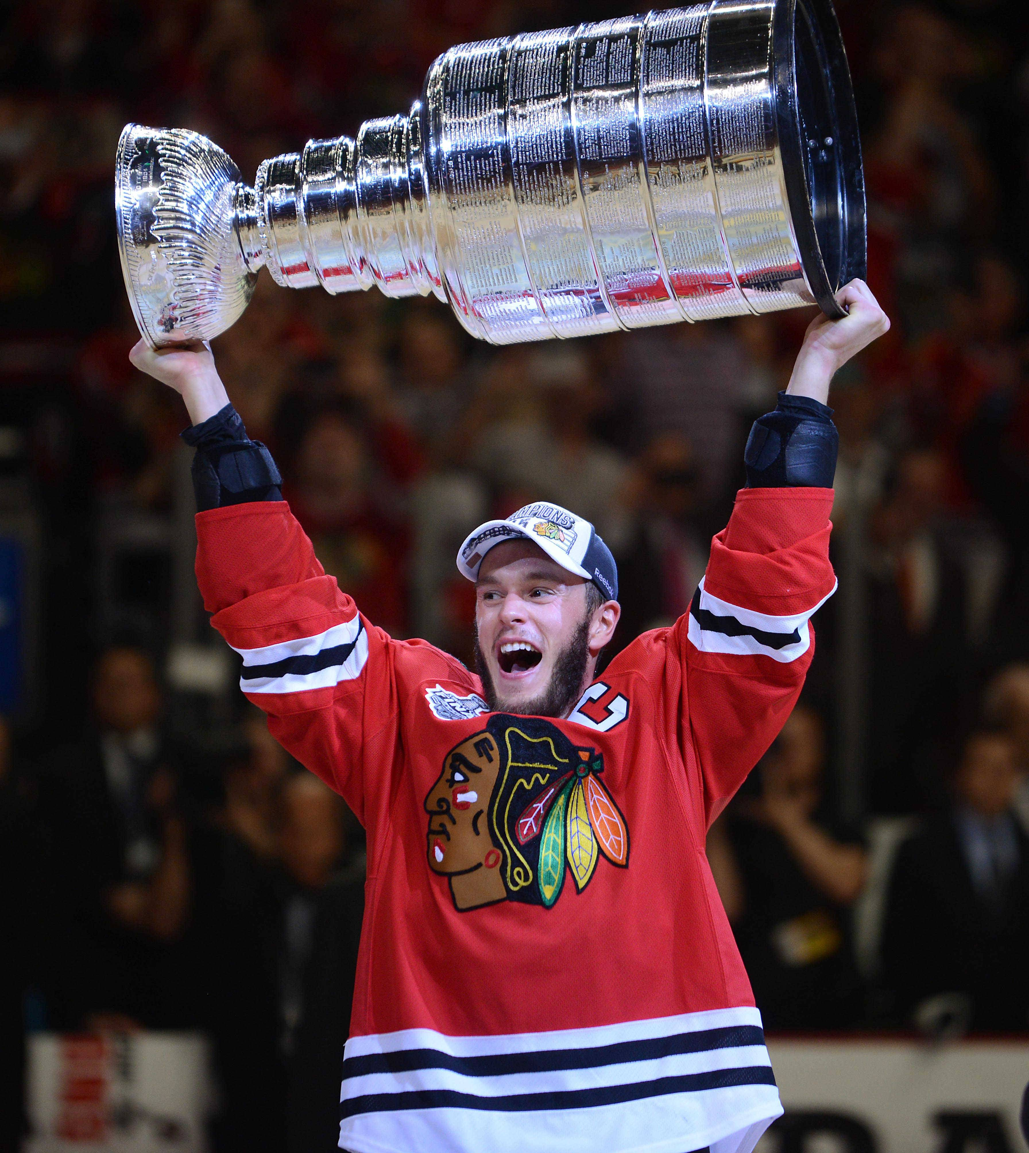 It appears the NHL dynasty for the Chicago Blackhawks and captain Jonathan Toews has come to an abrupt end.