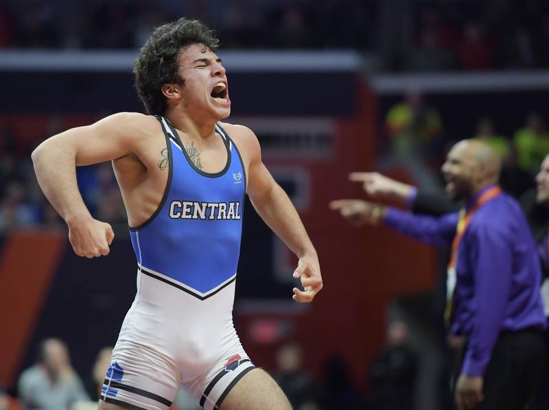 images saturday at the individual state tournament in boys wrestling