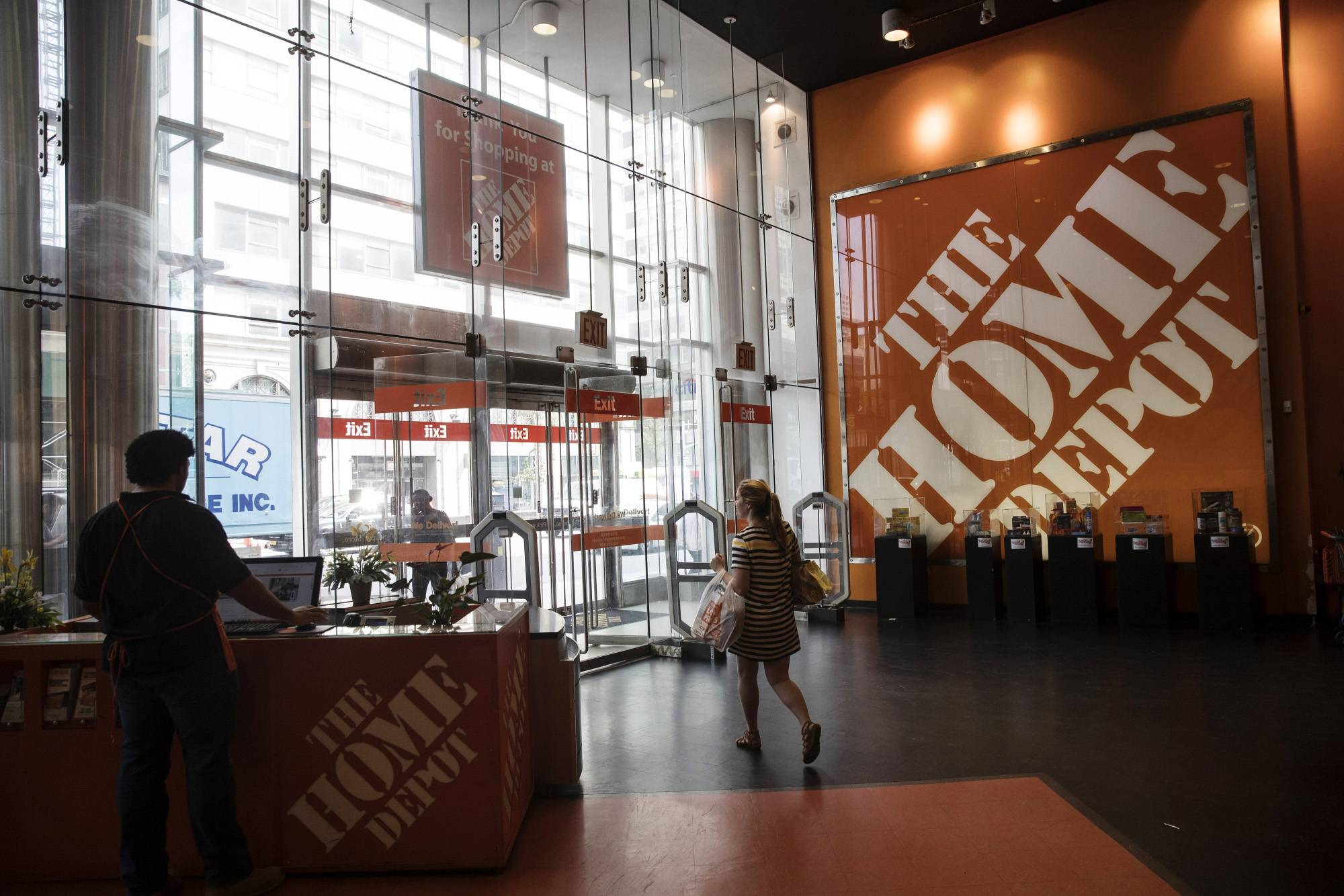 Home Depot always faces a human resources dilemma this time of year — when it brings on thousands of temporary workers for its busy spring selling season — but the current environment is especially tough.