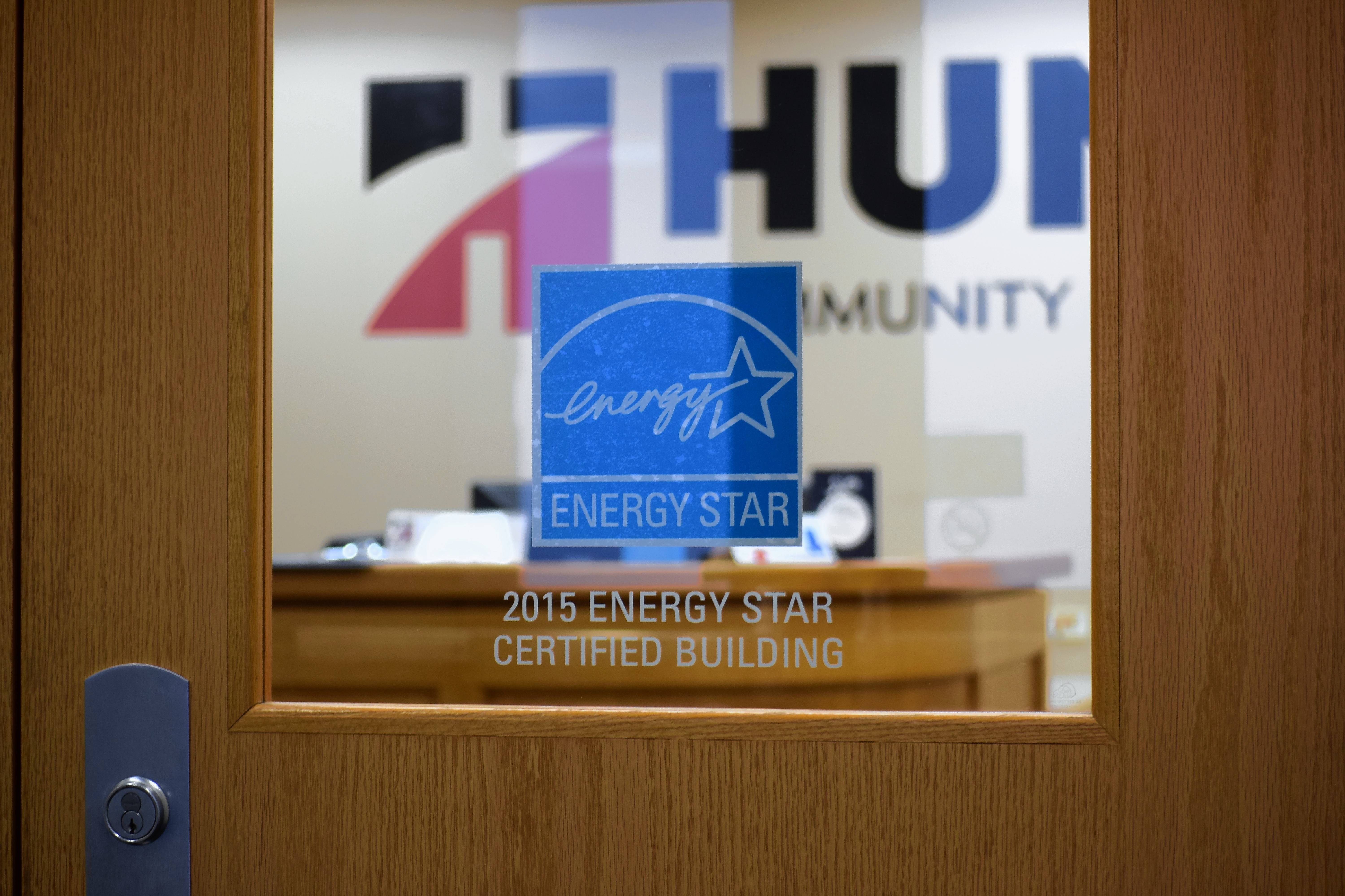 Huntley Community School District 158's Administration and Transportation Center received ENERGY STAR certification in 2015. Last year, six district schools also received the designation for energy efficiency.