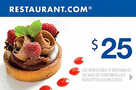 Based in Arlington Heights, Restaurant.com sells gift certificates for restaurants nationwide.