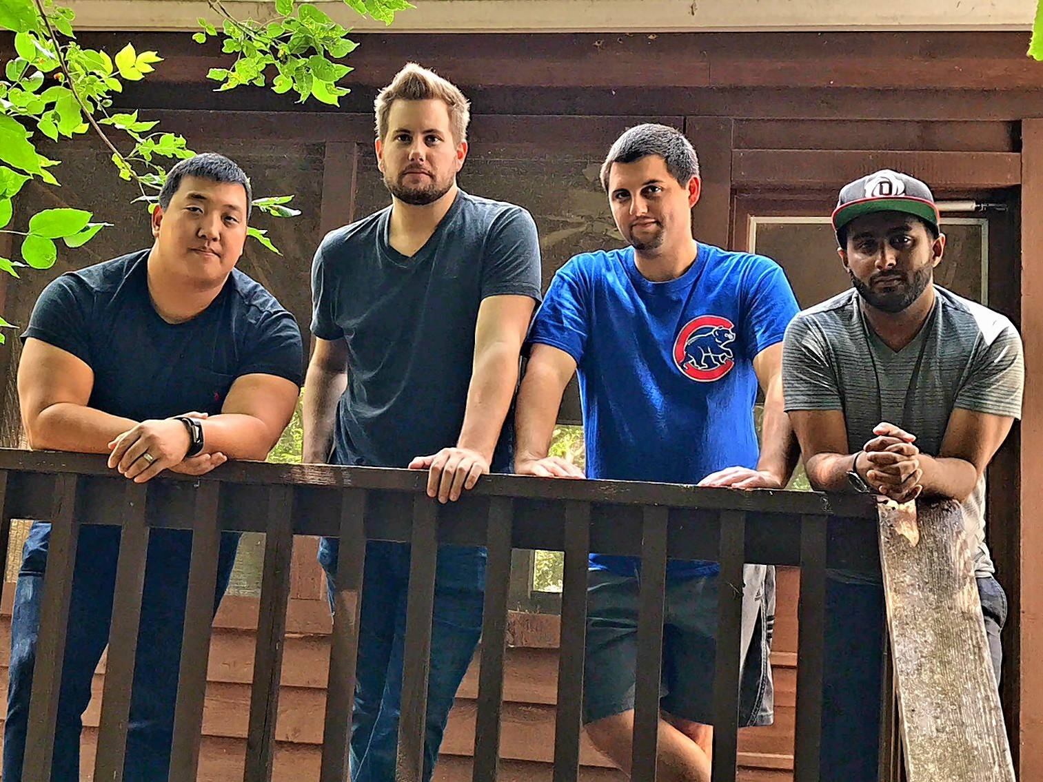 Alternative rock band Seven Corners headlines the Skyline Music Concert Series Friday, Feb. 23, at BaseCamp Pub.