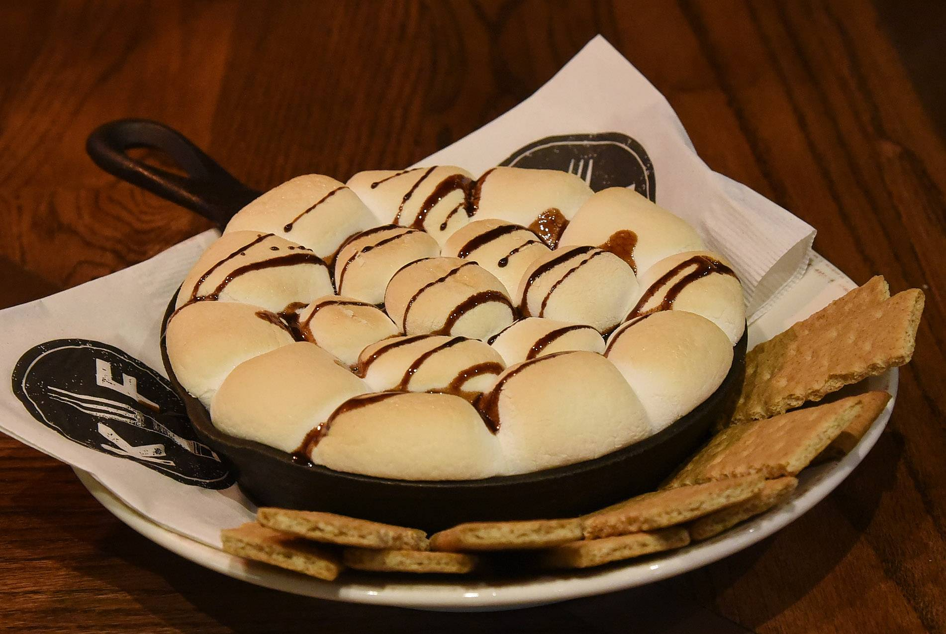 Kinfork in Schaumburg will be serving the s'mores skillet as part of its special Chicago Northwest Restaurant Week menu Friday, Feb. 23, through Sunday, March 4.