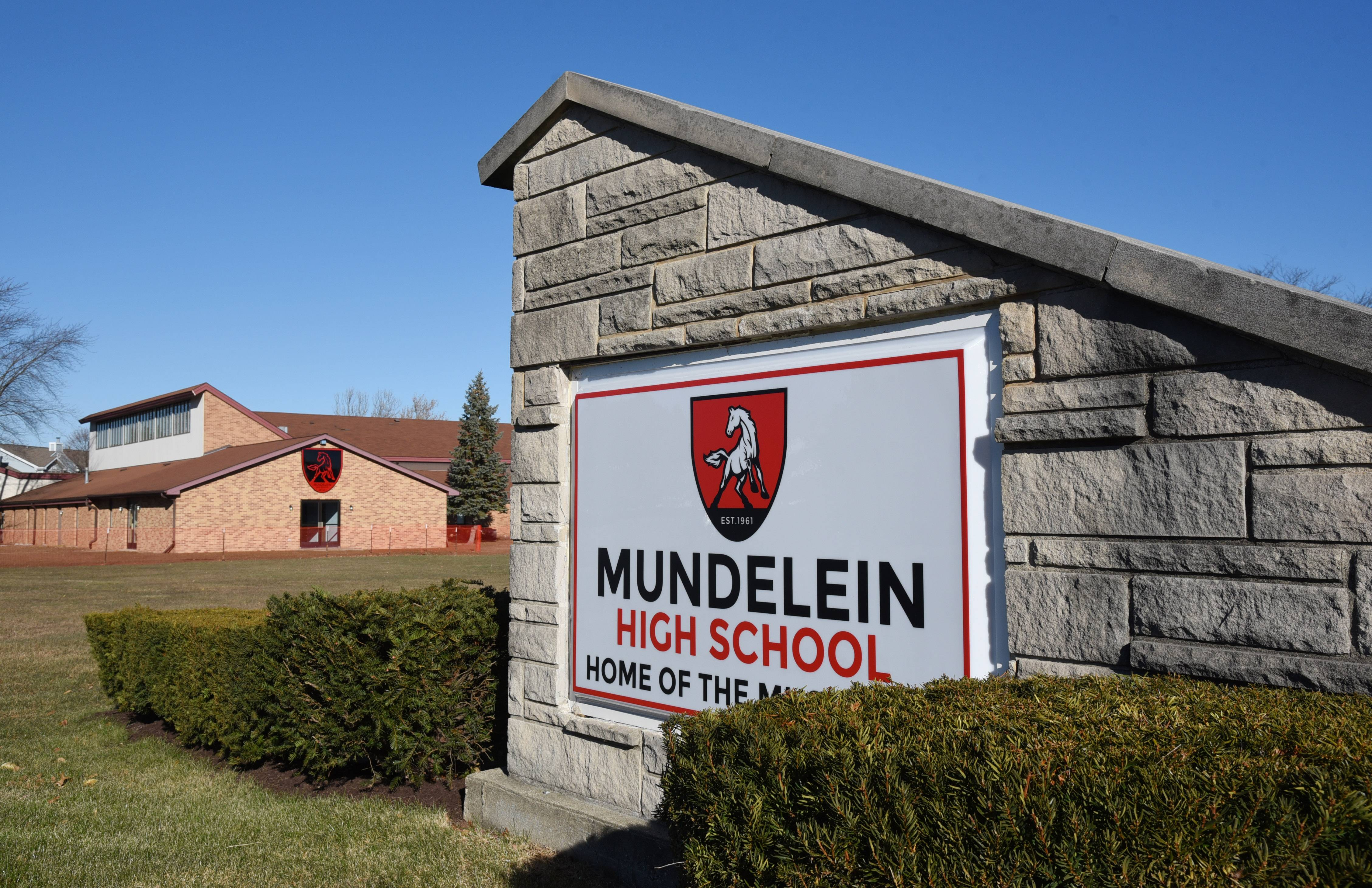 The former Kirk of the Lakes Presbyterian Church owned by Mundelein High School District 120 has been mentioned as a possible alternative space for Mundelein Elementary District 75 if it sells its building downtown.