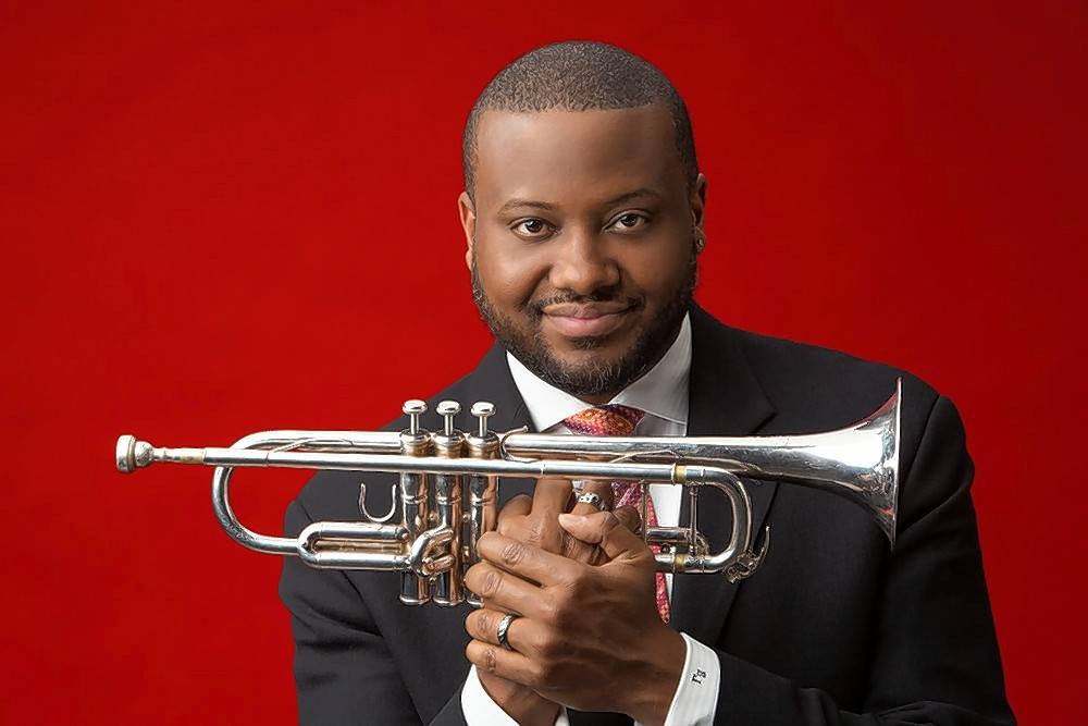 Trumpeter Sean Jones will perform this weekend at the 51st annual Elmhurst College Jazz Festival.
