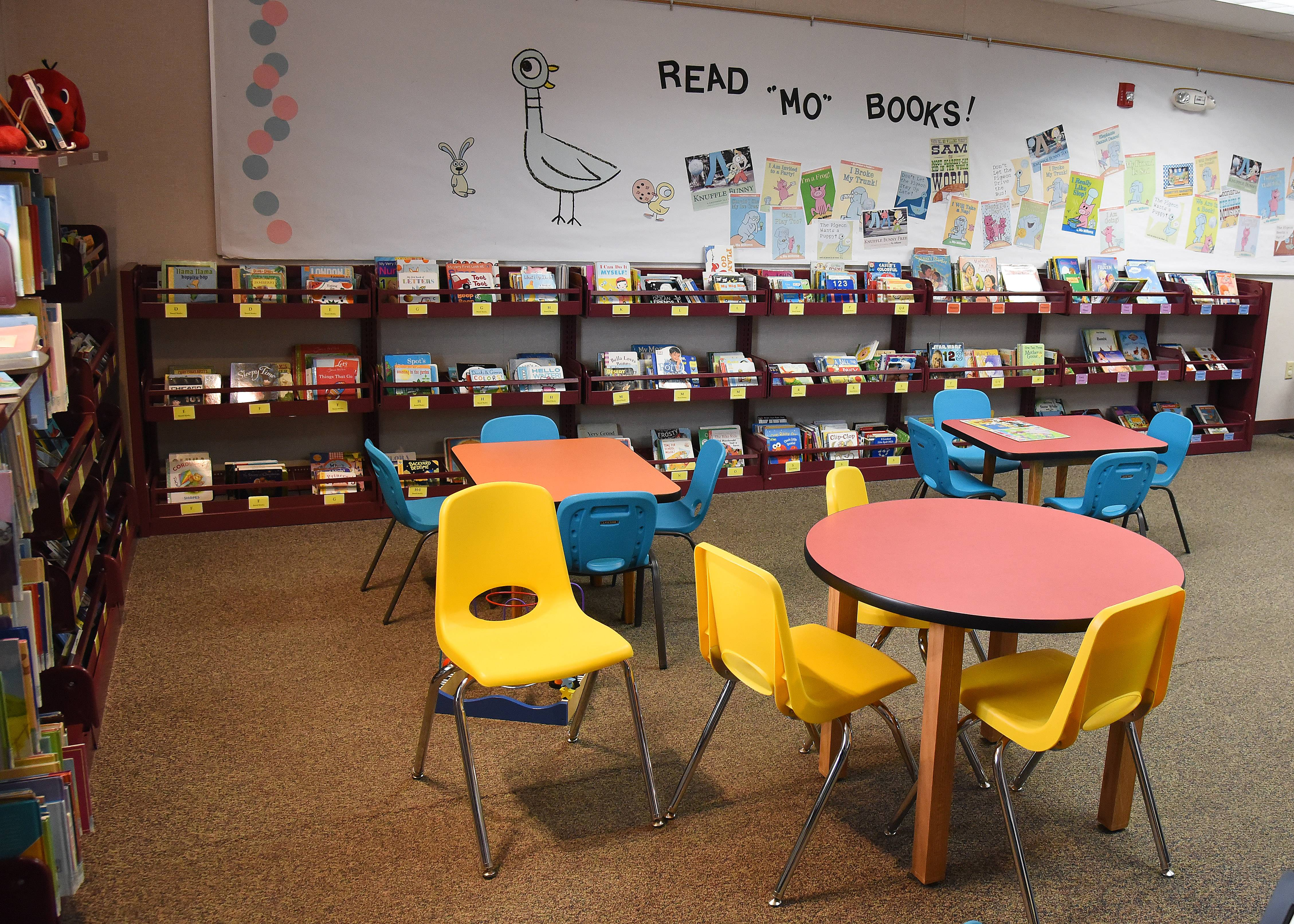 Huntley Area Public Library District officials say room for children's and other programming, and study spaces for high school students is lacking at the library.