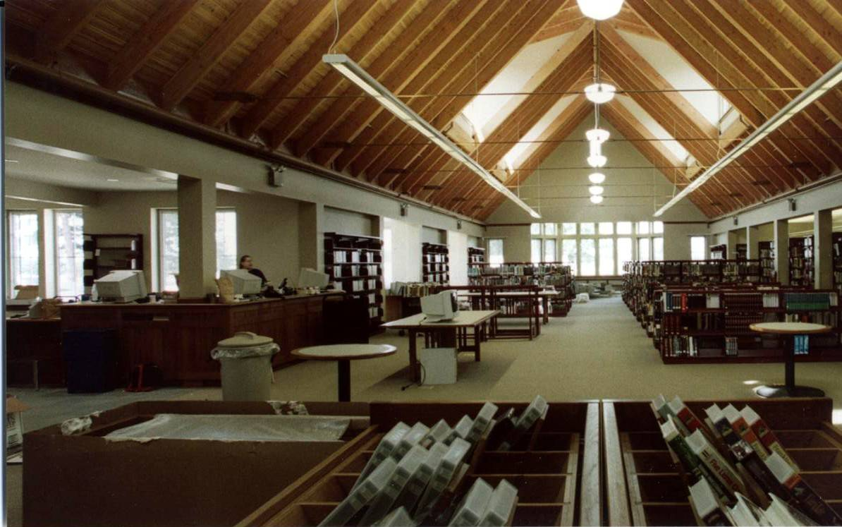 From its modest beginnings in a red brick house in rural Kane County, the Huntley Area Public Library has grown to serving roughly 40,000 people in 29 years of its existence. A space crunch at the current library building, which opened in 1999, is prompting talk of a future expansion.