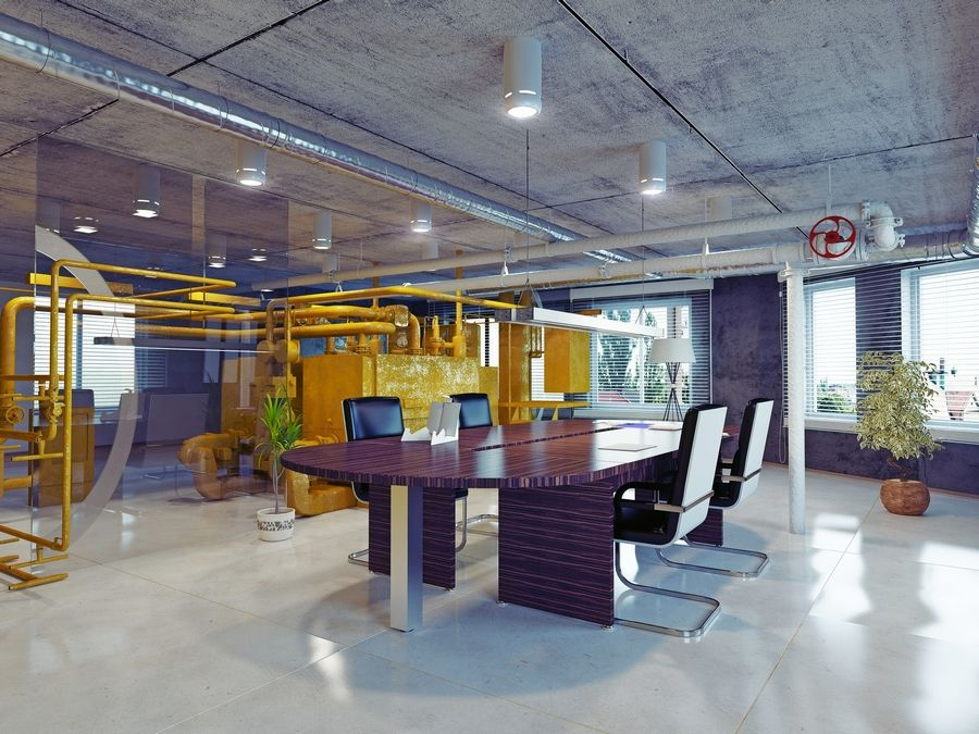 Vitality Is The Theme For Office Design In 2018