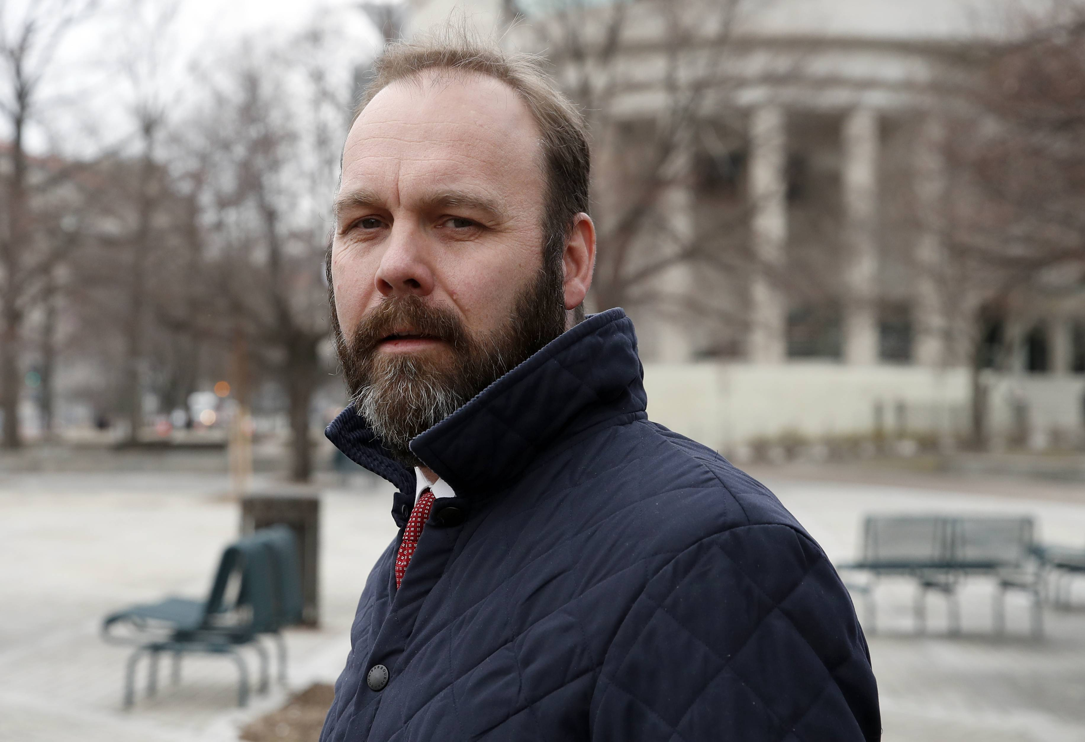Rick Gates departs Federal District Court in Washington. Gates could provide the special counsel with valuable information about the inner workings of Trump's operation: He served as a senior figure in the campaign and had access to the White House as an outside adviser in the early months of the administration.
