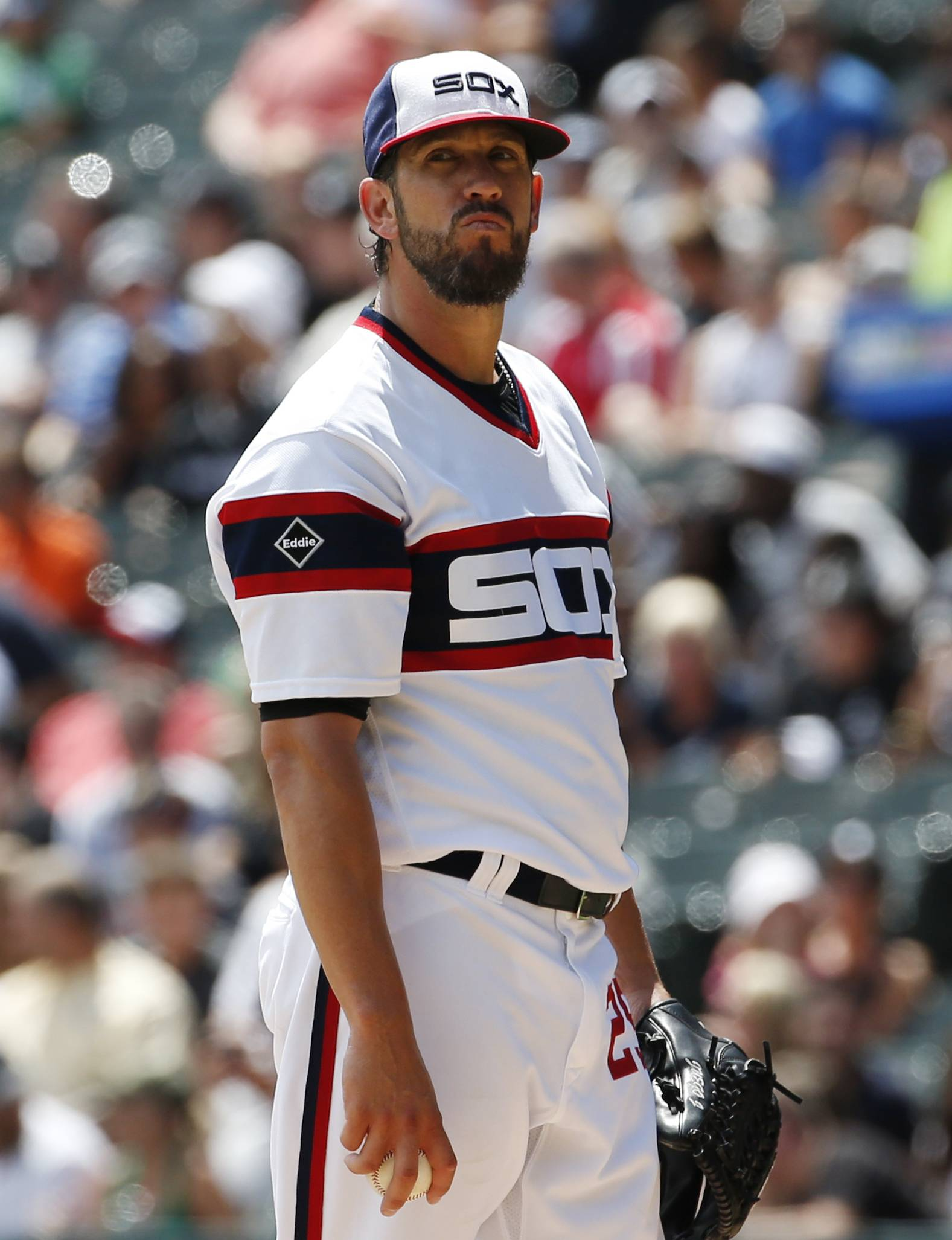 How James Shields helped White Sox change direction and rebuild roster