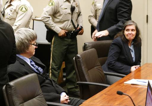 California couple charged with torture of kids due in court