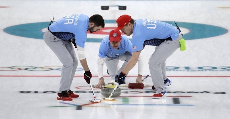 US men's curling hits new heights