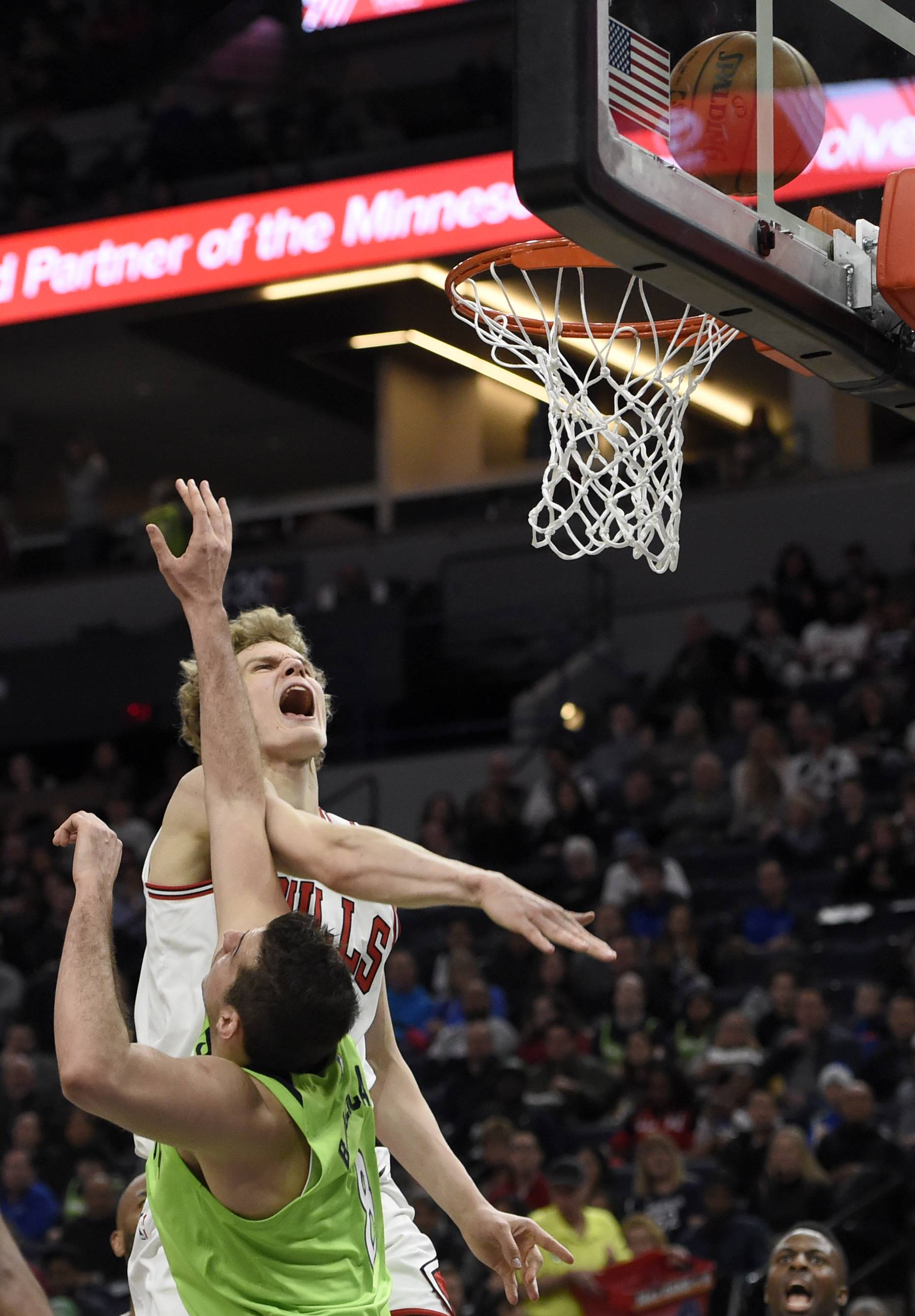 Markkanen's slump, poor starts -- Bulls' revised lineup has problems
