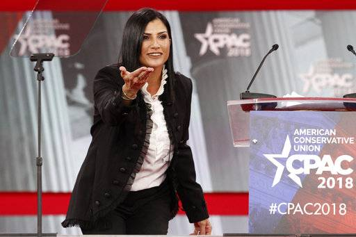NRA spokeswoman becomes new face of gun rights movement
