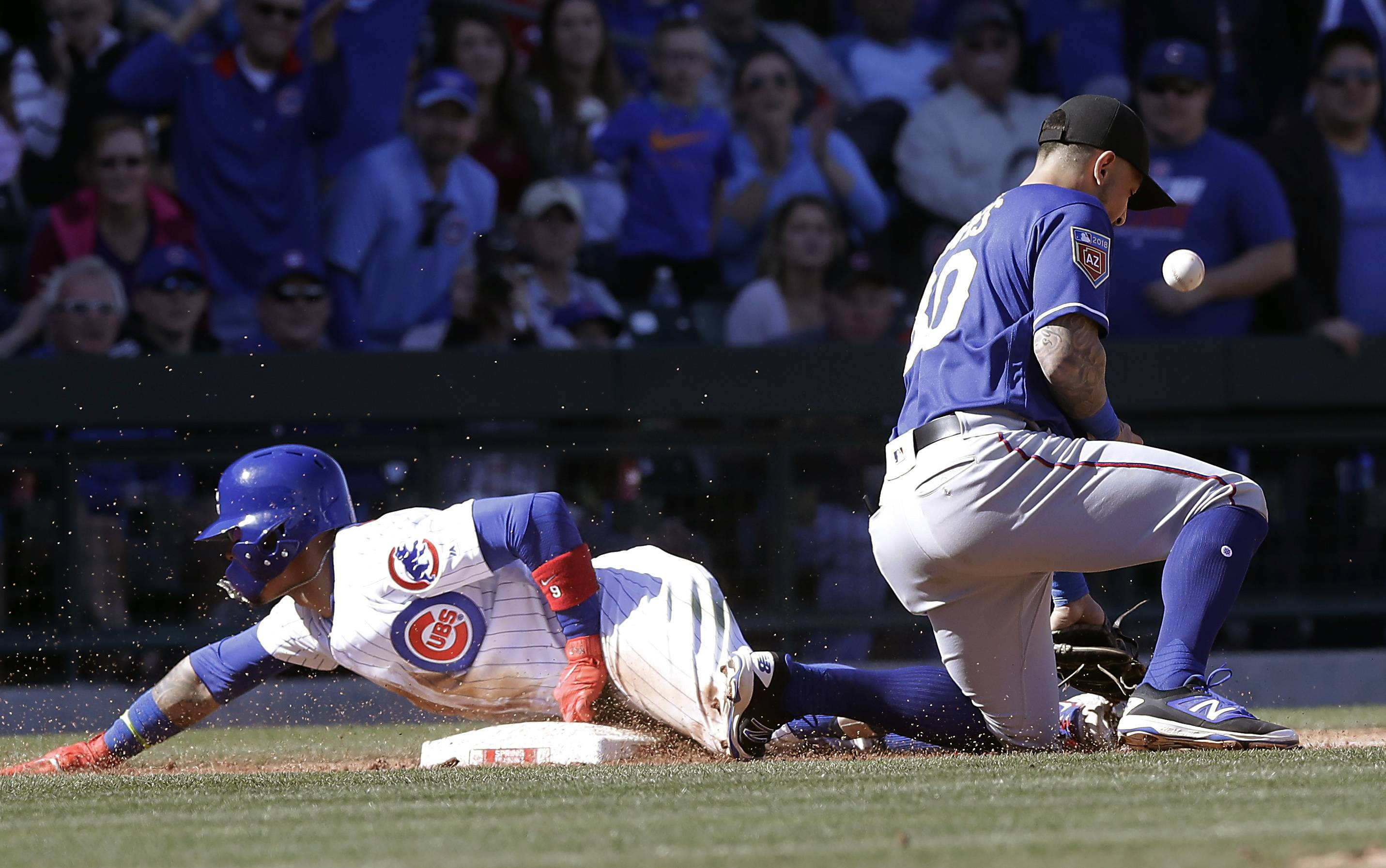 Chicago Cubs look to make a run at smart, assertive baserunning