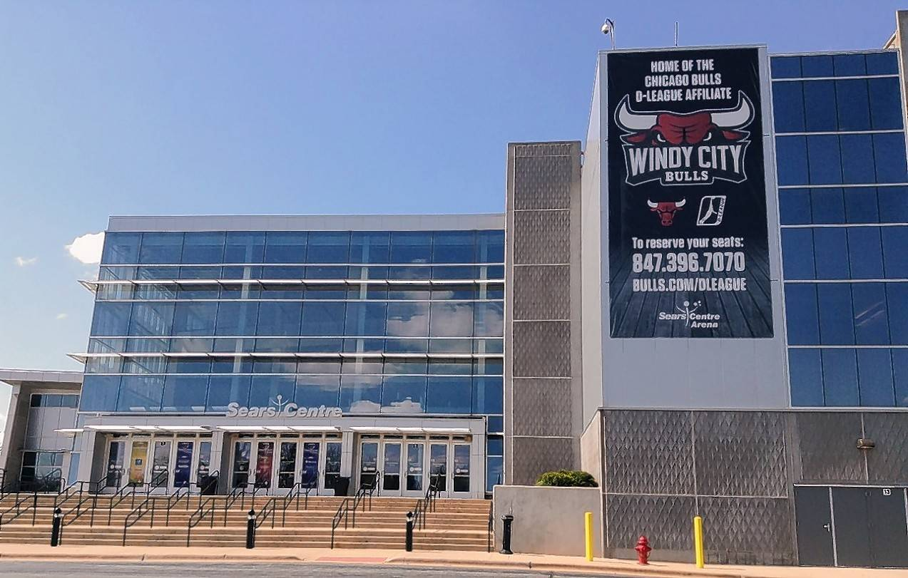Hoffman Estates looks to extend Sears Centre's management contract