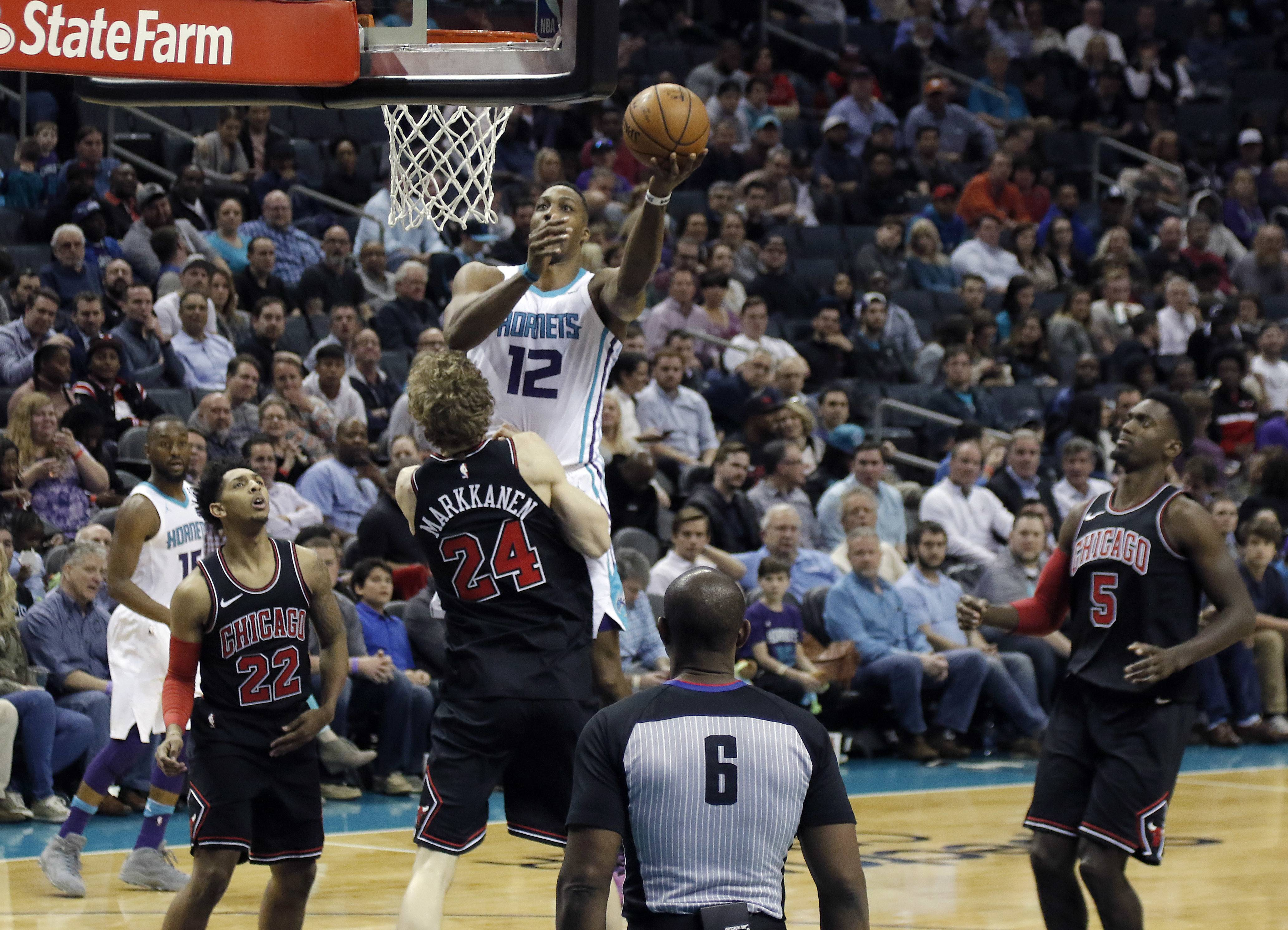 Chicago Bulls lose at Charlotte, still searching for right chemistry