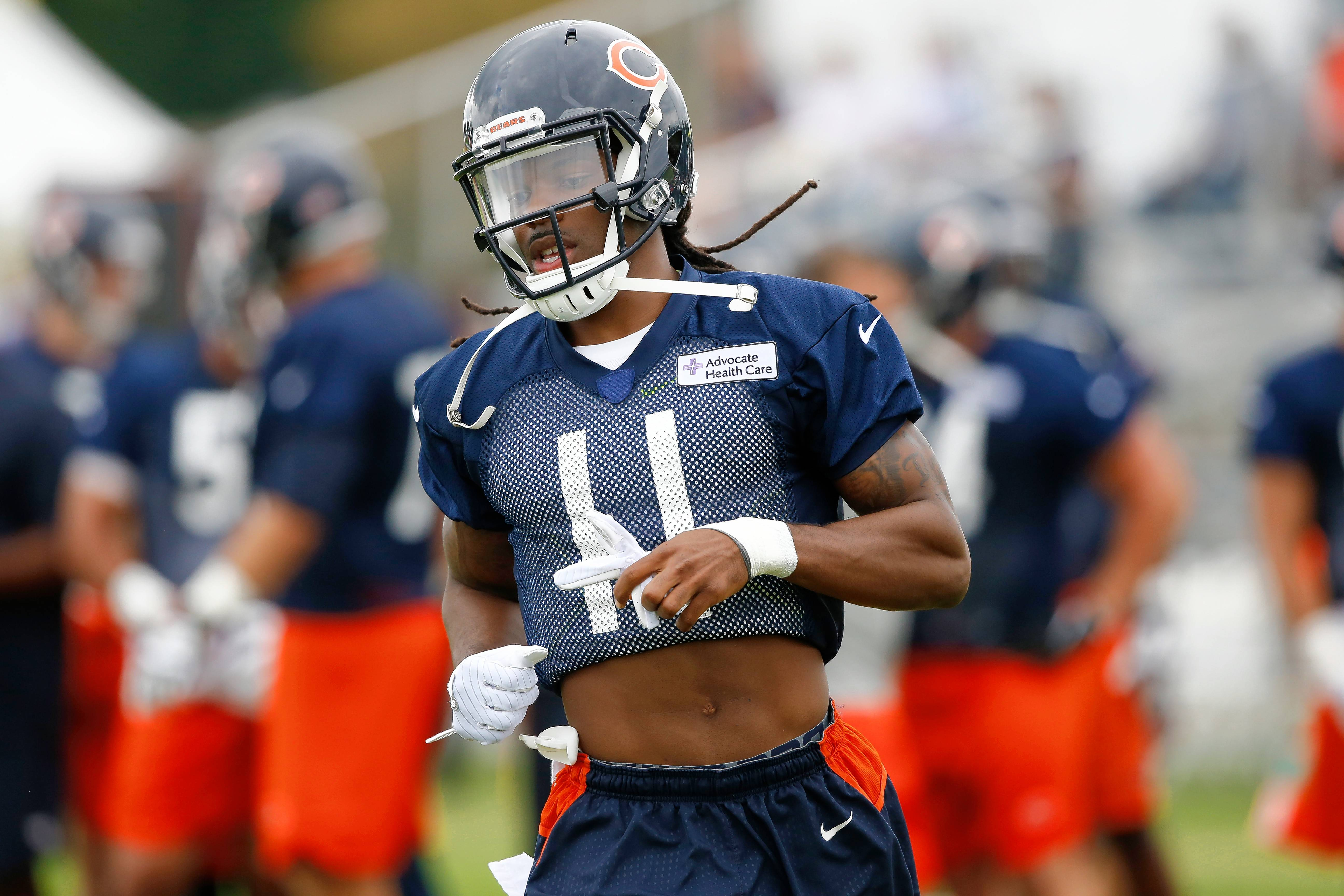 Chicago Bears need more WR production to improve NFL-worst pass game