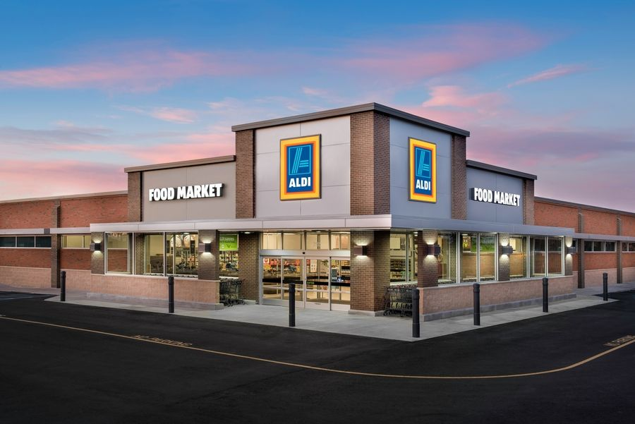 Aldi, known for low prices on its private-label items, plans to spend $3.4 billion over the next five years to open 900 supermarkets, the company has said. It is now teaming up with Kohl's.