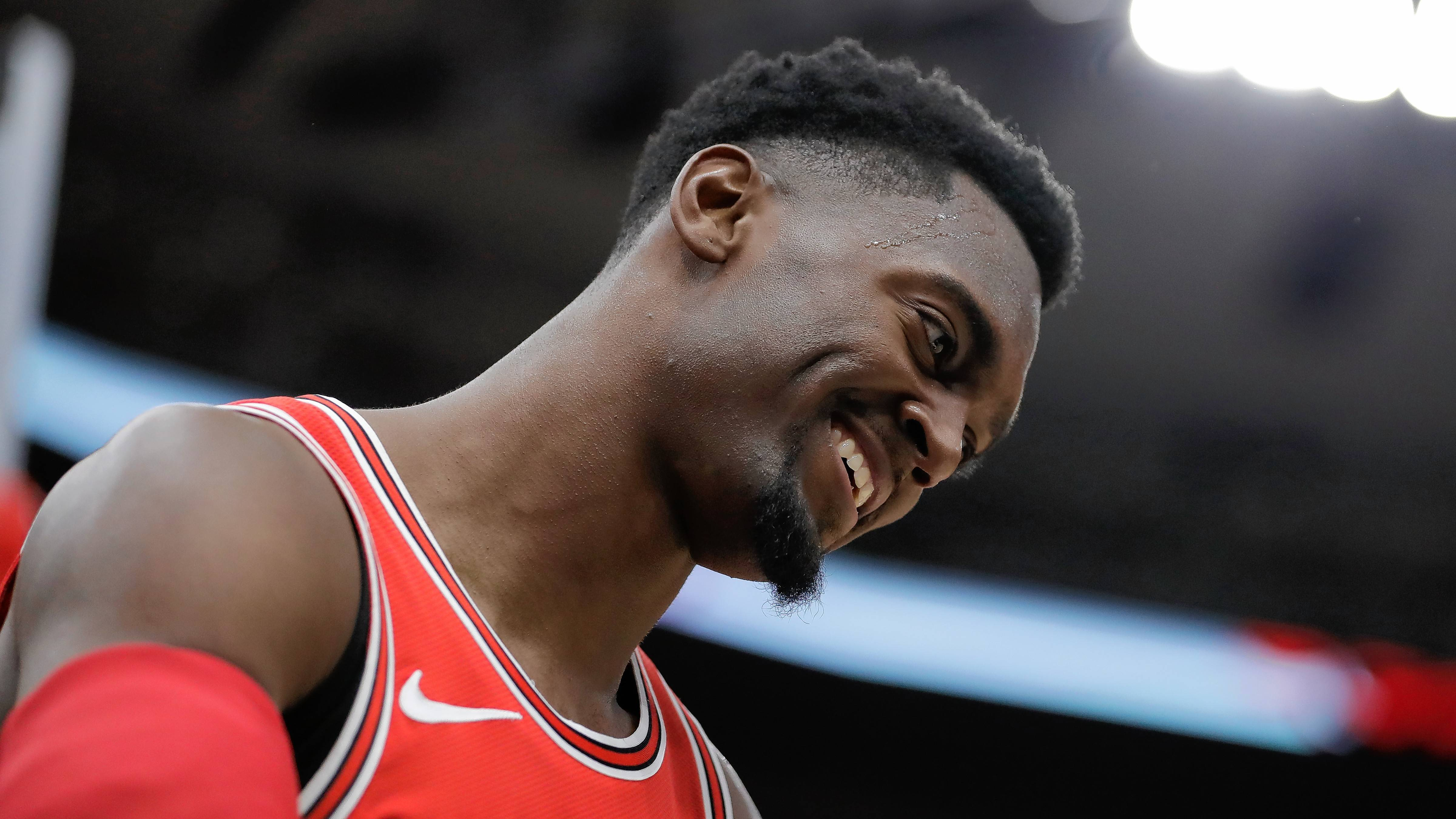 The Bulls' next lineup change is relatively simple -- Bobby Portis moving in at center for Cristiano Felicio -- but it raises a number of interesting scenarios to watch for against Boston on Monday.