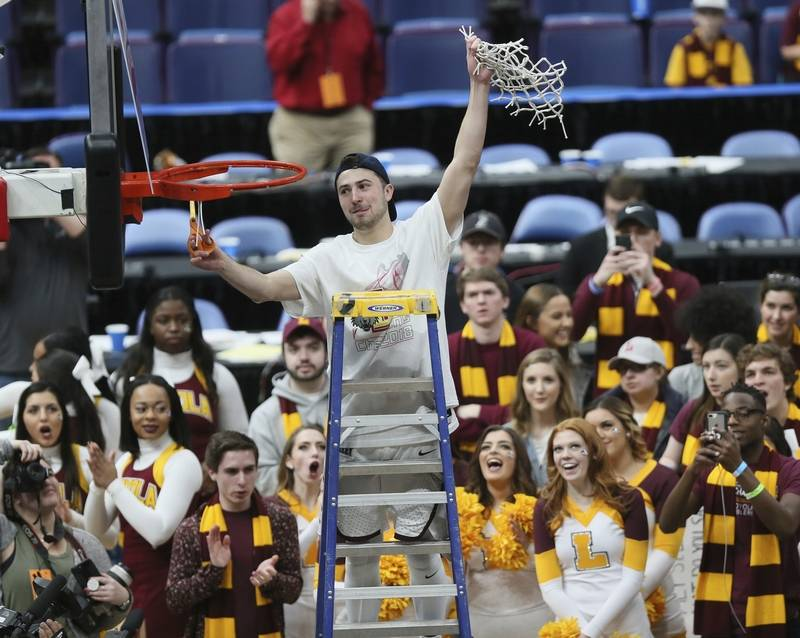 Loyola downs Illinois State for MVC title, NCAA Tournament ...