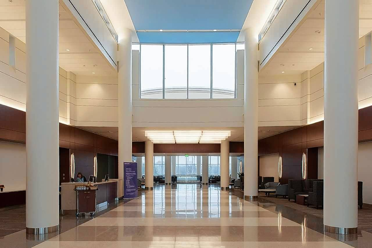 Northwestern Medicine Lake Forest Hospital, a new $399 million facility, is now open.