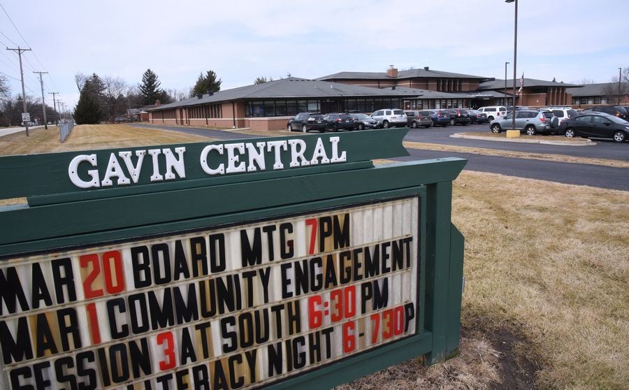 Gavin Elementary District 37 leaders are seeking a referendum in March to fund life-safety improvements at the schools.