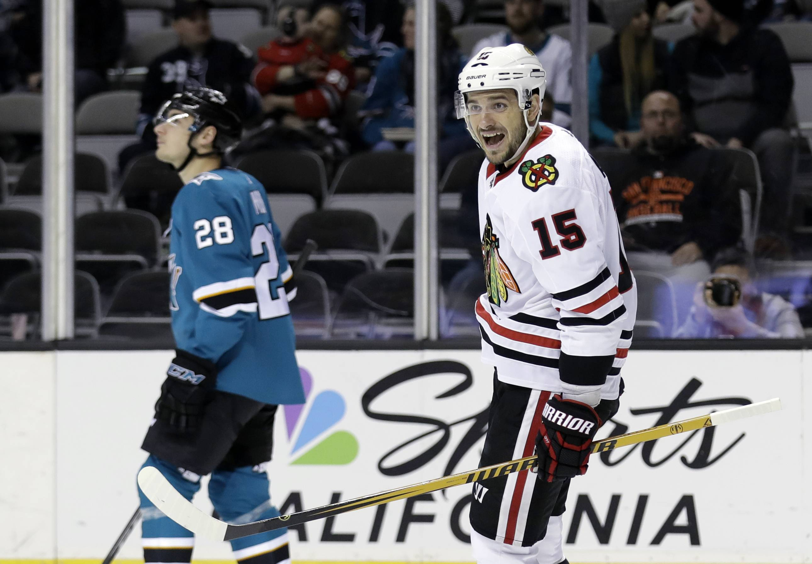 Some believe the Chicago Blackhawks should trade Artem Anisimov and his $4.55 million cap hit in the off-season. But getting rid of a player who is on the verge of setting a new career-high in goals scored wouldn't be the smartest move.