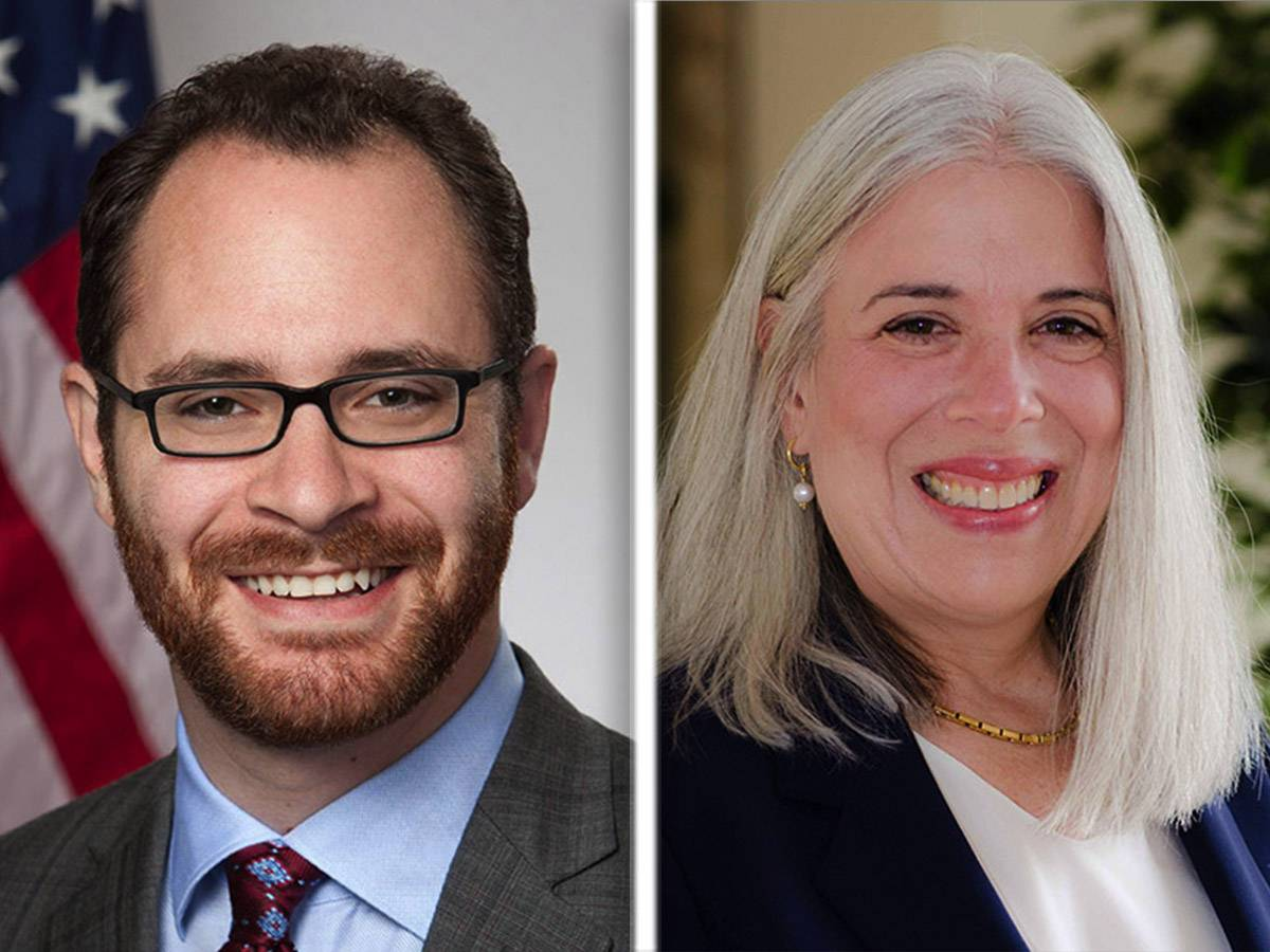 Daniel Didech and Susan Malter are Democratic candidates for the state's 59th District House seat in the 2018 primary election.