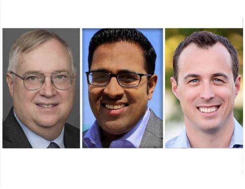 Doug Bennett, Sapan Shah and Jeremy Wynes are the Republican candidates for Illinois' 10th Congressional District seat.