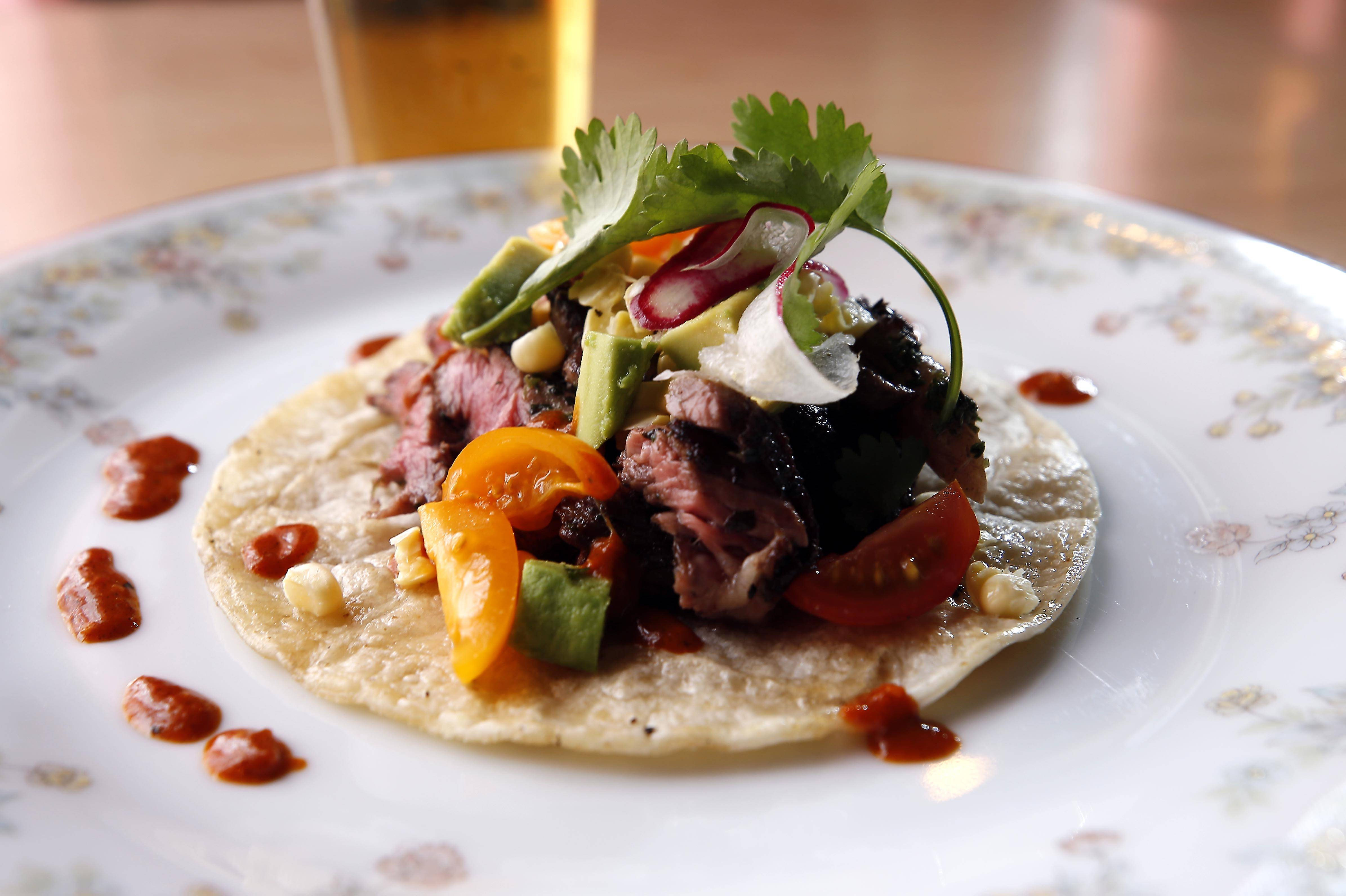 Taco Tuesday are pleasing to the eye and palate at Craft Urban in Geneva.