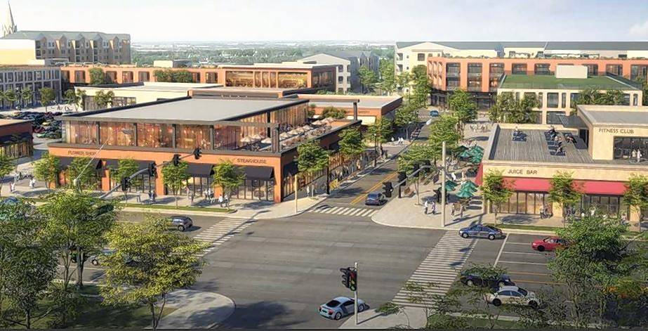Buffalo Grove nearing vote on Lake-Cook corridor plan