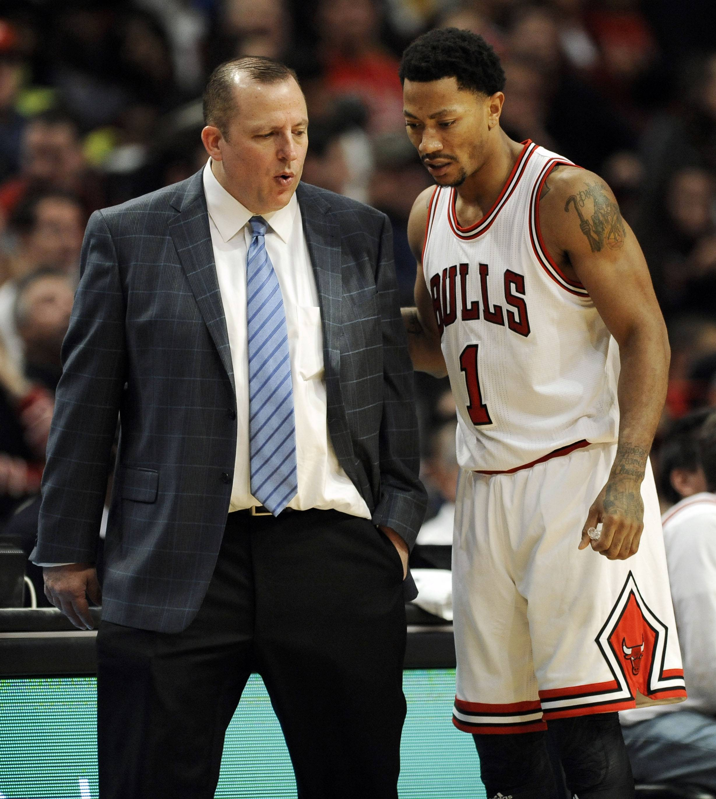 A reunion that seemed inevitable became official Thursday. Minnesota and coach Tom Thibodeau signed former Chicago Bulls MVP Derrick Rose for the remainder of the season.