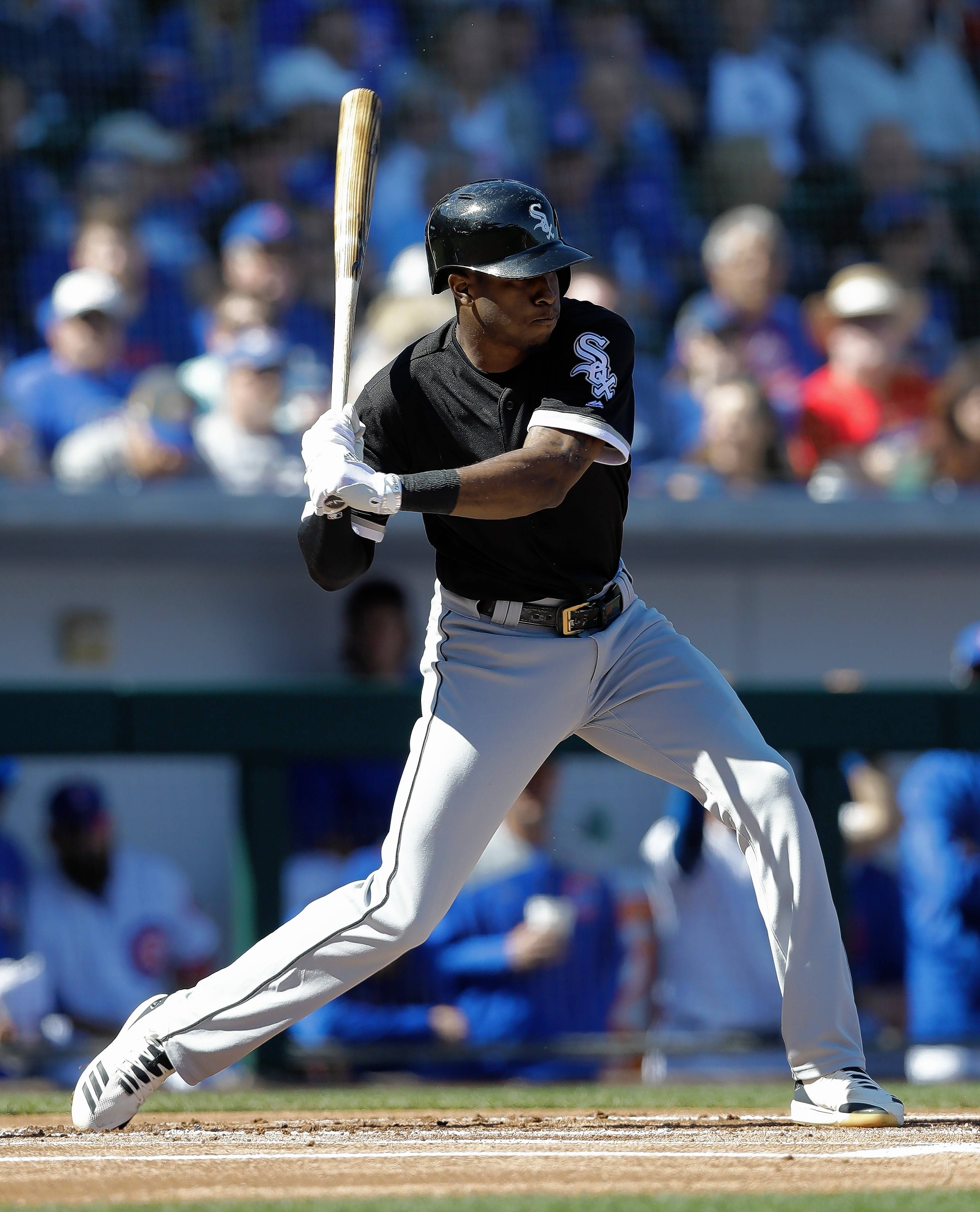 Anderson at the forefront of White Sox's youth movement
