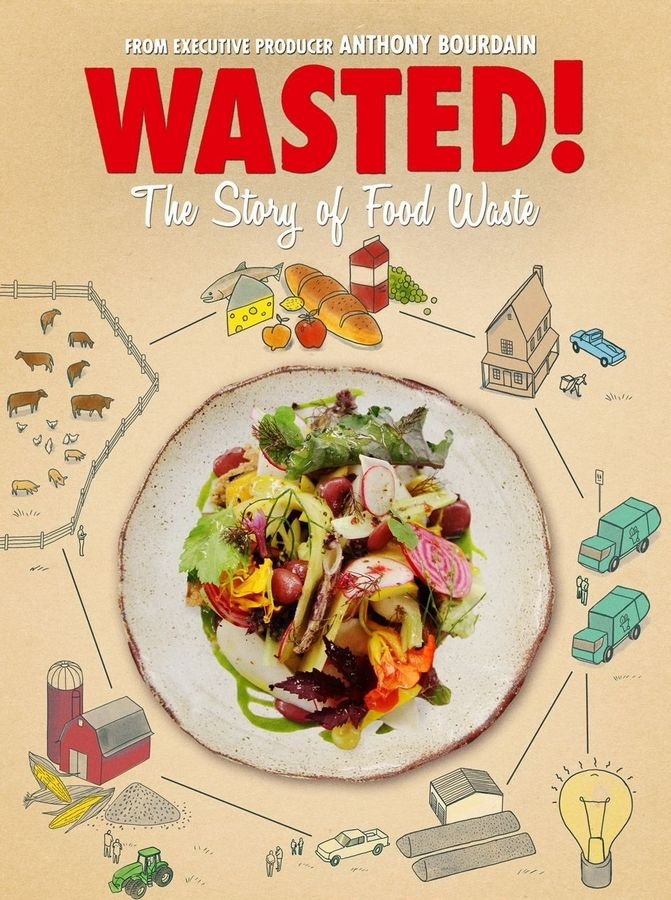 """Wasted! The Story of Food Waste"" will be shown at the Batavia's 10th annual A Green Night Out at the Movies on Saturday, March 10."