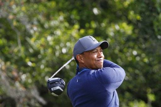 woods makes his tampa bay debut at valspar championship