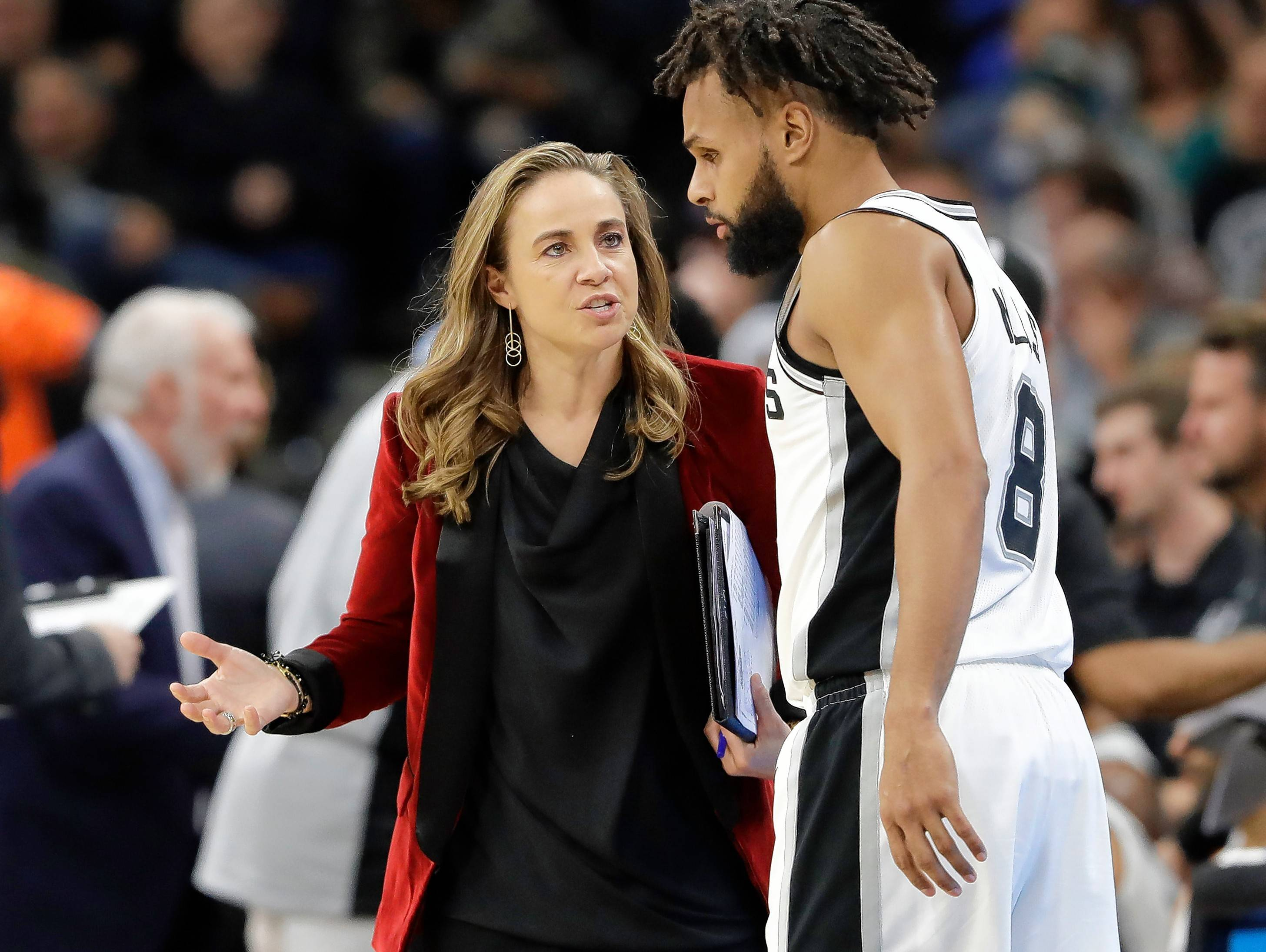 """coaching men vs coaching women Job as other coaches"""" twice as many female coaches as male coaches felt their  performance was evaluated differently because of gender (15% versus 6%."""