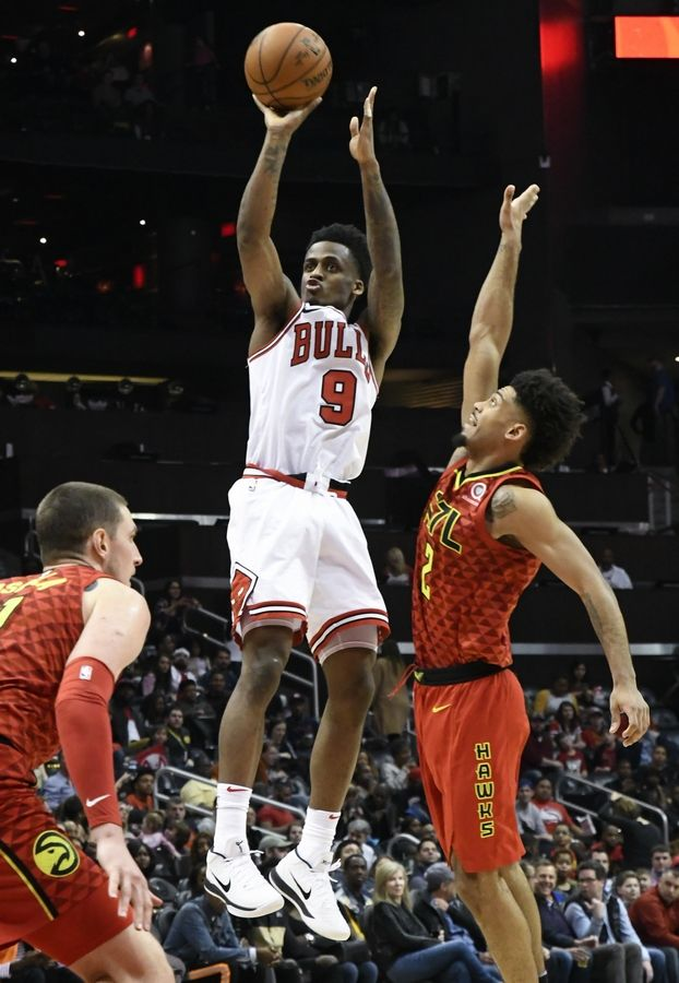 Antonio Blakeney led the G-League in scoring this season by a wide margin. Now the Chicago Bulls are hoping he can bring the same level of play to the big leagues.