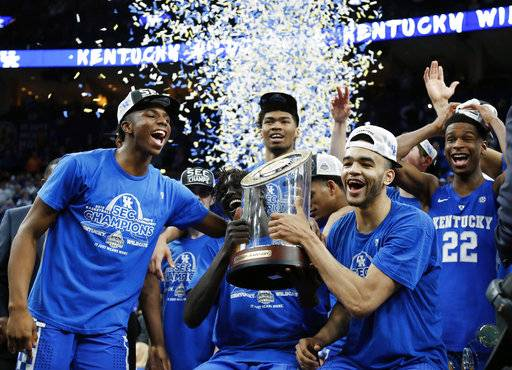 Kentucky Basketball Named Preseason Favorite For Sec Crown: Science Of Upsets: Prof Has Formula That Doubles Your Shot