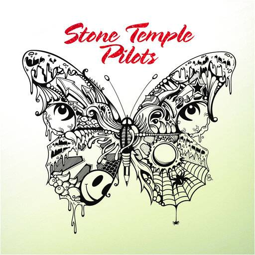 The latest self-titled album from Stone Temple Pilots