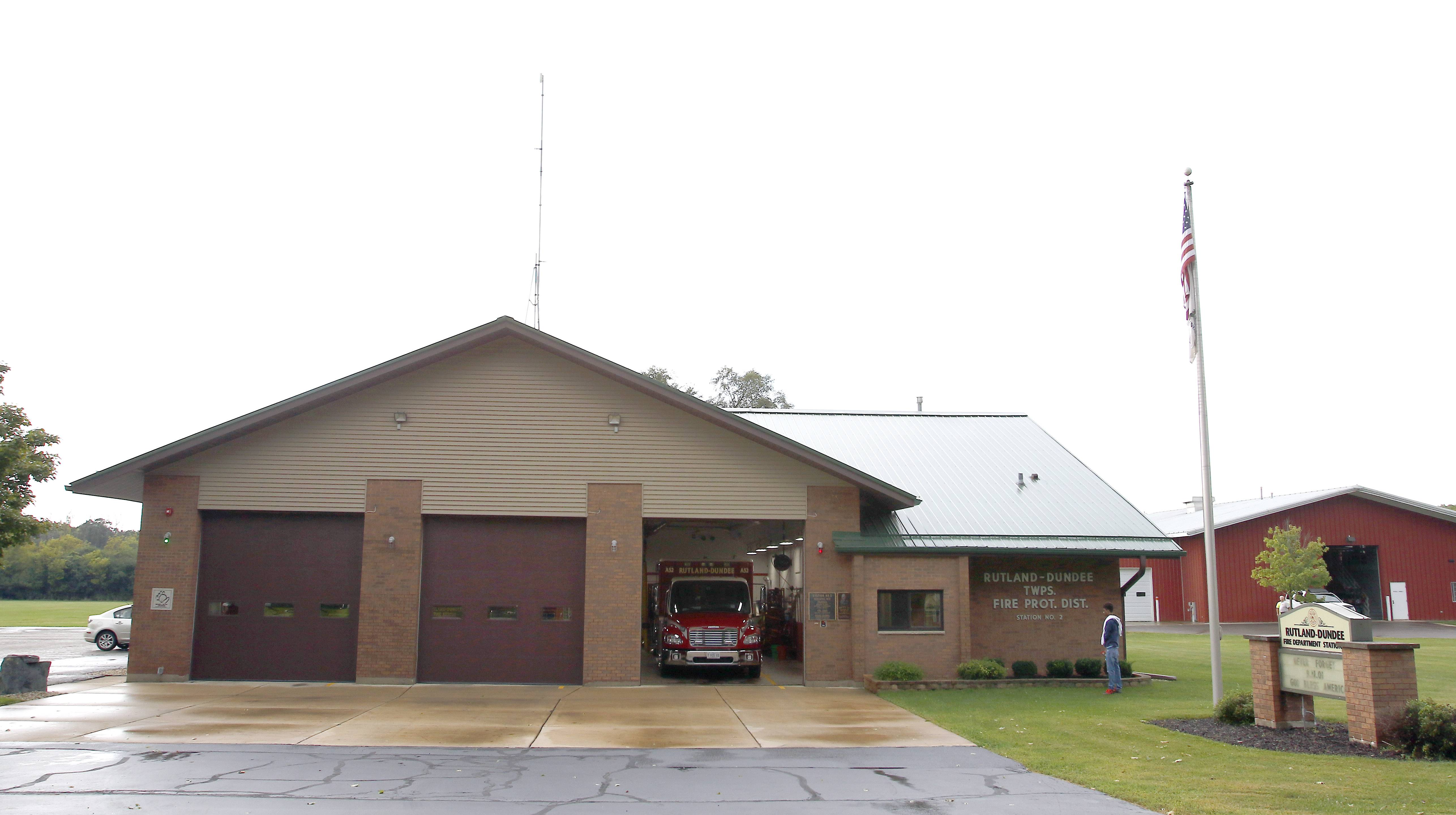 Trustees representing the Rutland-Dundee Fire Protection District, which has stations in Gilberts and Sleepy Hollow, could be elected rather than appointed if voters approve a referendum next week.