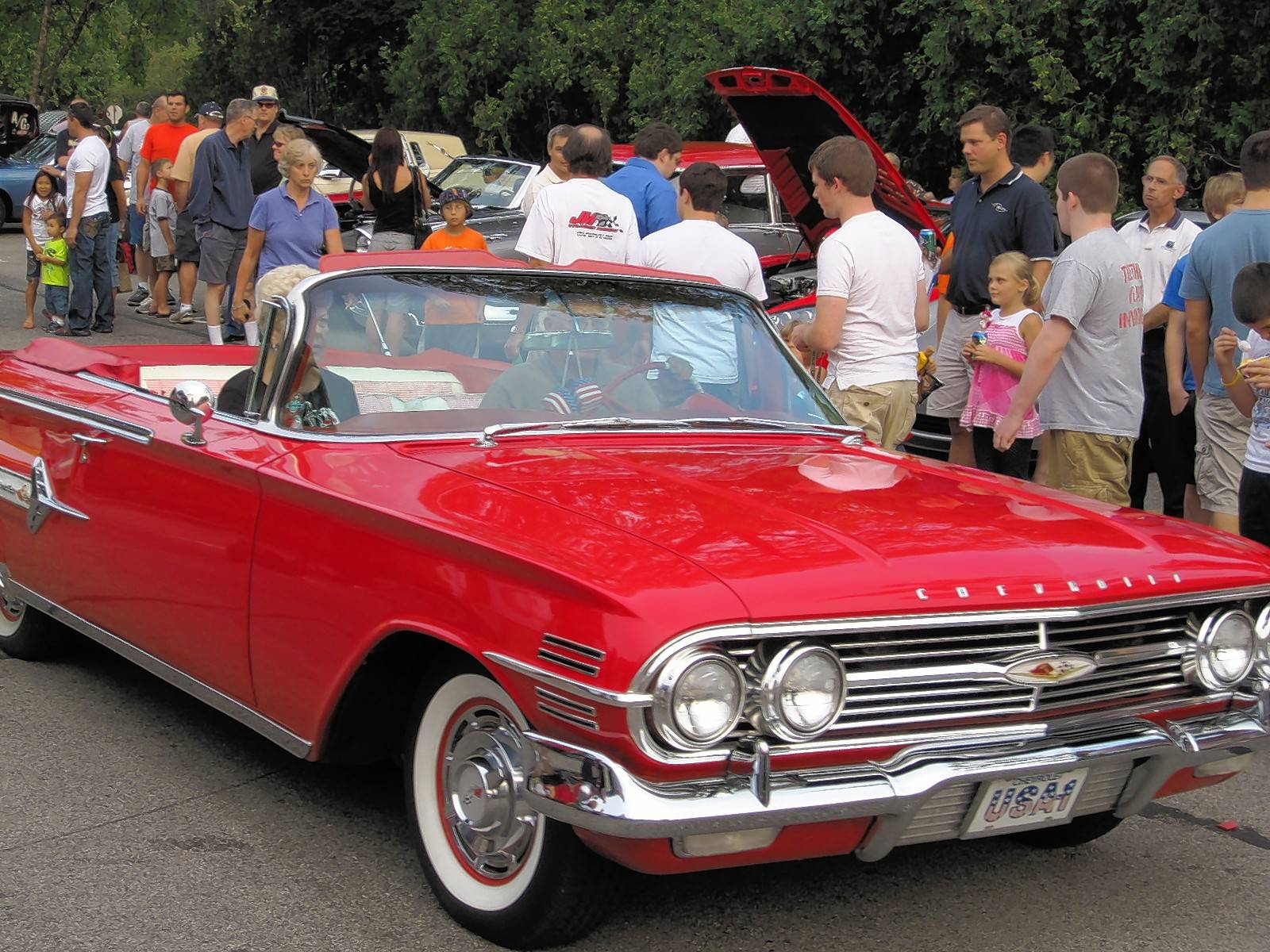 Barrington's Cruise Night will return as a weekly gathering this summer, but with some twists in an effort by village officials to increase visitor appeal.