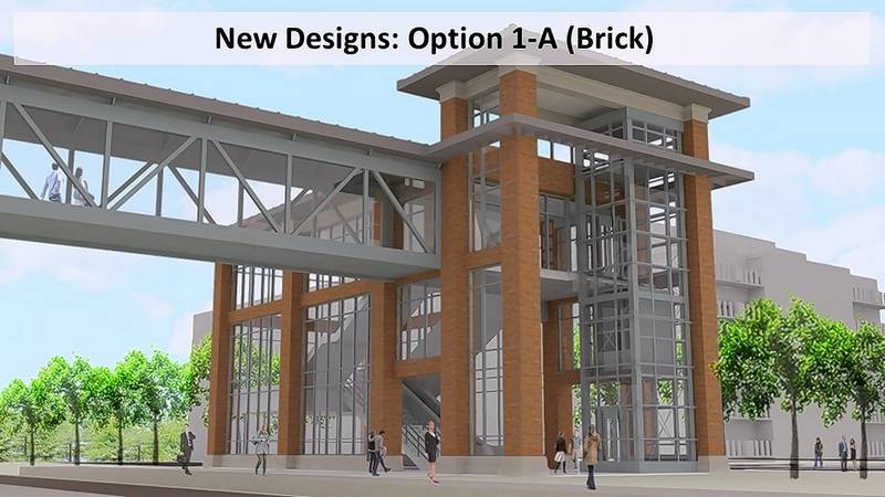 Mundelein Officials Choose Design For Pedestrian Bridge