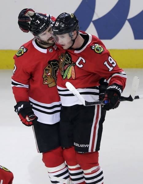 Rozner  Should Chicago Blackhawks have seen this bad season coming  82870ace36c